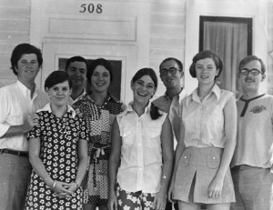 Titusville-Kickham_wedding_group-1970